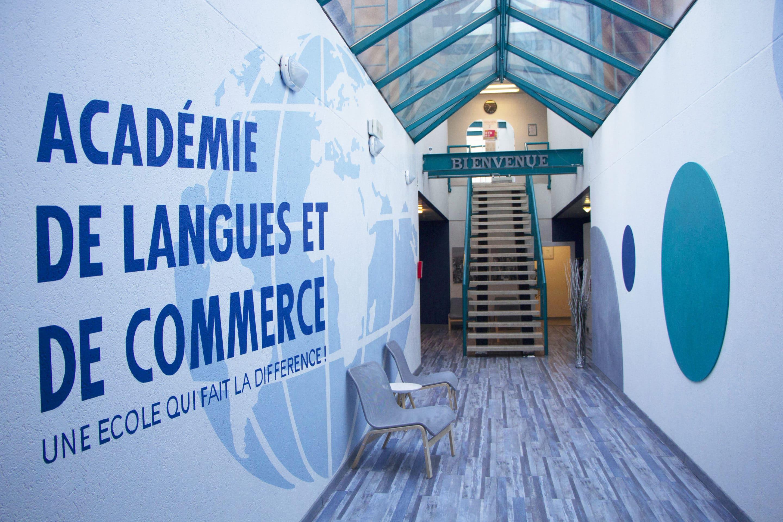Accueil Académie de Langues et de Commerce